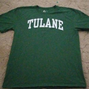 Tulane university tshirt